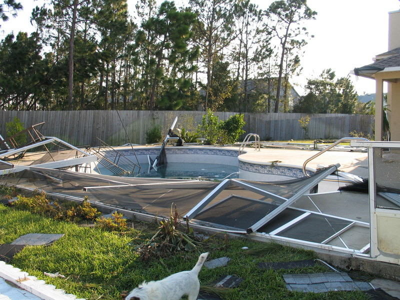 Protecting your pool sumter county fl official website for Mississippi wind pool